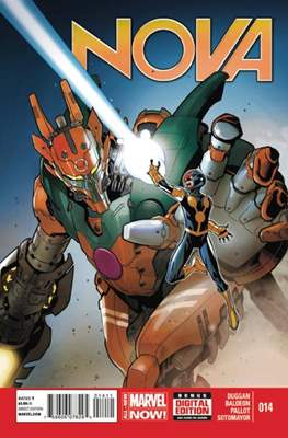 Nova Vol. 5 (Comic-Book) #14
