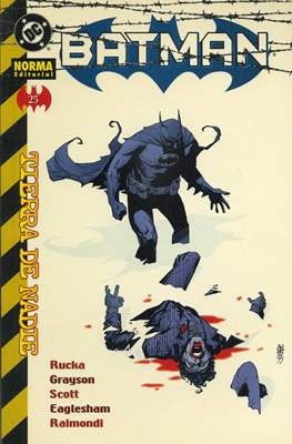 Batman (Rústica. 2001-2002) #25