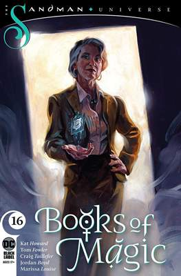 Books of Magic Vol. 2 (2018-) (Comic Book) #16