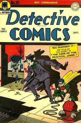 Detective Comics Vol. 1 (1937-2011; 2016-) (Comic Book) #91