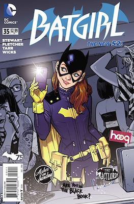Batgirl Vol. 4 (2011-2016) (Comic-Book) #35