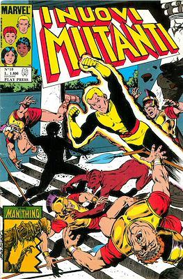 I Nuovi Mutanti (Spillato-brossurato) #10
