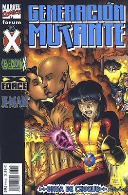 Generación Mutante (2000-2002) (Grapa. 17x26. 72 páginas. Color.) #16