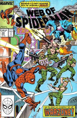 Web of Spider-Man Vol. 1 (1985-1995) (Comic-book) #44