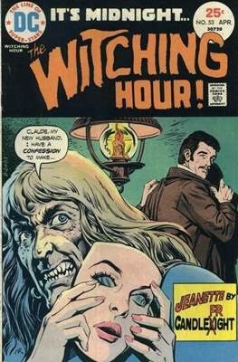 The Witching Hour Vol.1 (Comic Book) #53