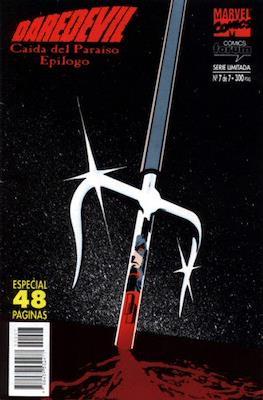 Daredevil: Caída del Paraíso (1994) (Grapa. 17x26. 24 páginas. Color.) #7