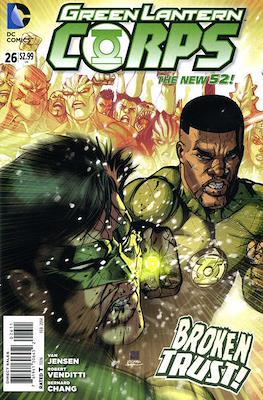Green Lantern Corps Vol. 3 (2011-2015) #26