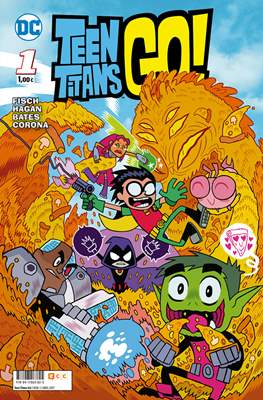Teen Titans Go! (Grapa) #1