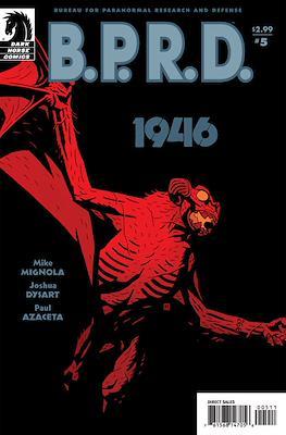 B.P.R.D. (Comic Book) #43