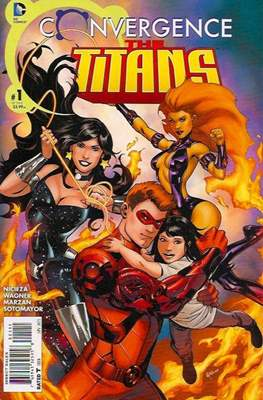 Convergence The Titans (2015)