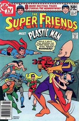 Super Friends Vol.1 (1976-1981) (Grapa, 32 págs.) #36