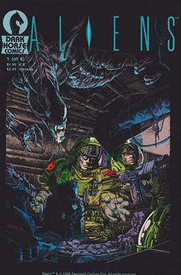 Aliens (Comic-book) #1