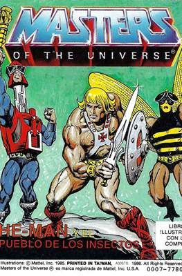 Masters of the Universe (Grapas.) #15