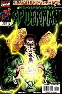 The Sensational Spider-Man (1996-1998) (Comic Book) #32