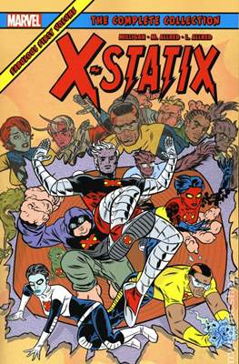 X-Statix The Complete Collection