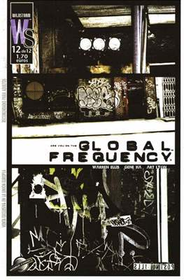 Global Frequency (Grapa 24 pp) #12