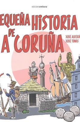 Pequeña historia de A Coruña (Rústica 48 pp) #