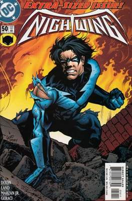 Nightwing Vol. 2 (1996) (Saddle-stitched) #50