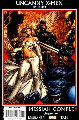 The Uncanny X-Men (1963-2011) (Comic-Book) #494