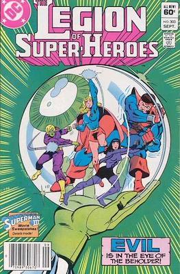Legion of Super-Heroes Vol. 2 (1980-1987) (Comic-book) #303