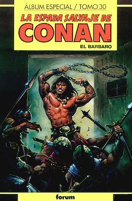 La Espada Salvaje de Conan - Álbum especial (Retapados) #30