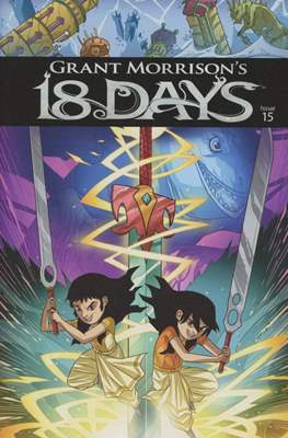 Grant Morrison's 18 Days (Comic Book) #15