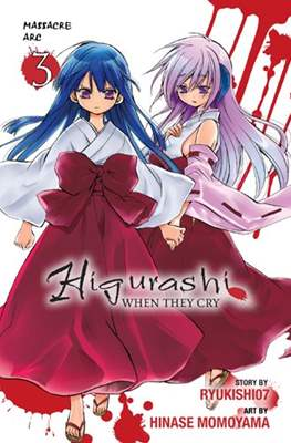 Higurashi When They Cry (Paperback) #21