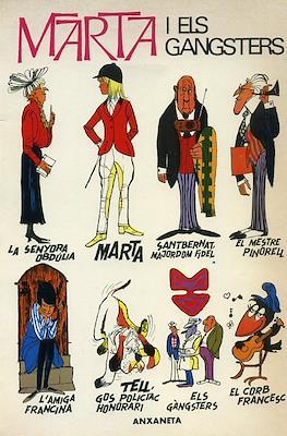 Marta i els gangsters