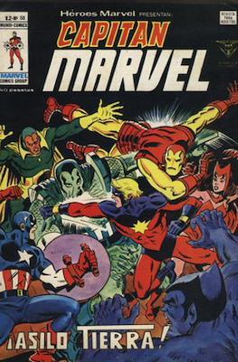 Heroes Marvel presenta Vol. 2 (1975-1980) (Grapa) #50
