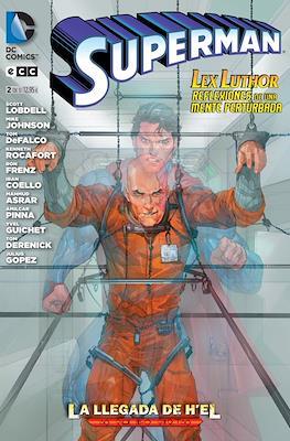 Superman: La Llegada de H'el (Rústica 112-136-96 pp) #2