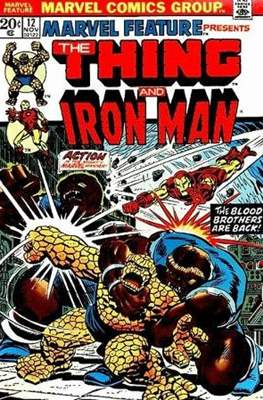 Marvel Feature Vol. 1 (1971-1973) #12