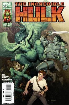 The Incredible Hulk / The Incredible Hulks (2009-2011) #604