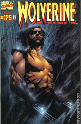 Wolverine (1988-2003 Variant Cover) (Comic Book) #125