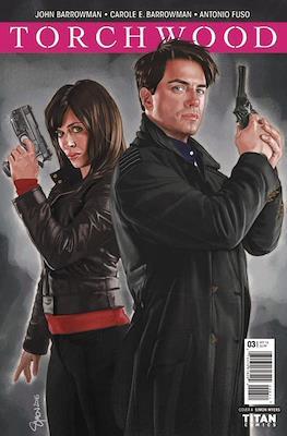 Torchwood (Comic book) #3