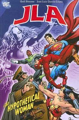 JLA Confidential (Softcover) #4