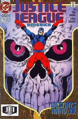 Justice League / Justice League International / Justice League America (1987-1996) (Comic-Book) #75