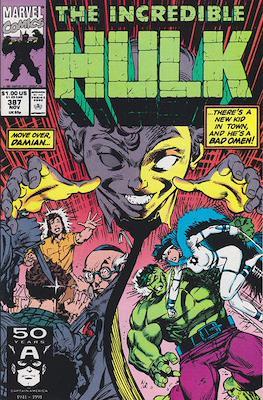 The Incredible Hulk Vol. 1 (1962-1999) (Comic Book) #387