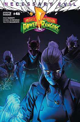 Mighty Morphin Power Rangers (Comic Book) #46