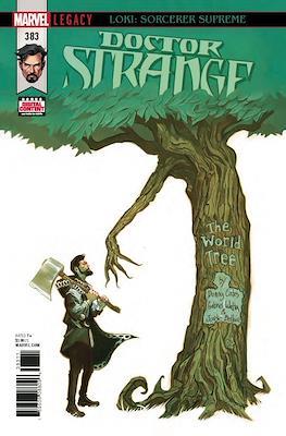 Doctor Strange Vol. 4 (2015-2018) (Comic Book) #383