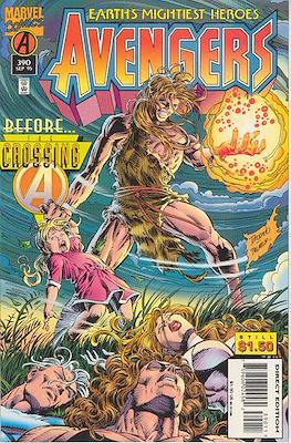 The Avengers Vol. 1 (1963-1996) (Grapa) #390