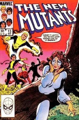 The New Mutants (Grapa) #13