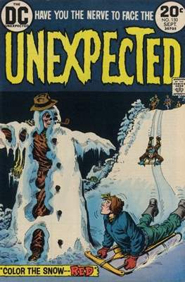 The Unexpected (Comic Book) #150