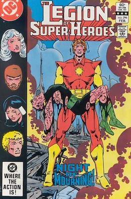 Legion of Super-Heroes Vol. 2 (1980-1987) (Comic-book) #296