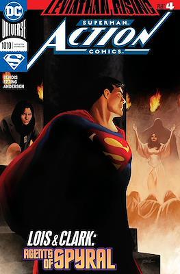 Action Comics Vol. 1 (1938-2011; 2016-) (Comic Book) #1010