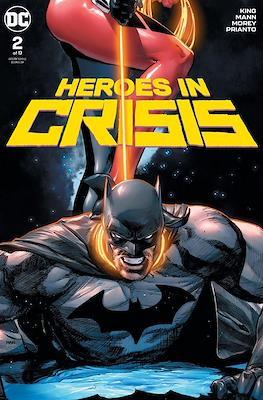 Heroes in Crisis (Comic Book) #2