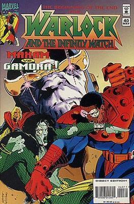 Warlock and the Infinity Watch (Comic-Book) #40