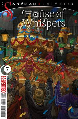 House Of Whispers (Comic book) #7