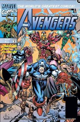 The Avengers Vol. 2 (1996-1997) (Digital) #11