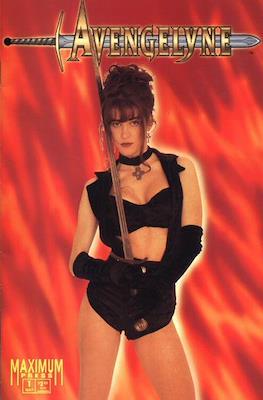 Avengelyne (1995 Variant Cover)