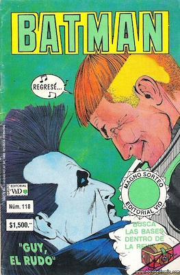Batman (1987-2002) (Grapa) #118